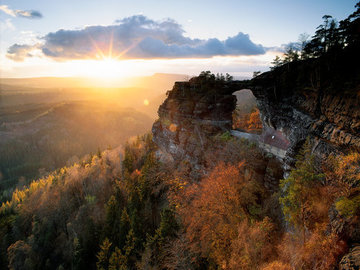 Offering with online payment: Biggest Natural Arch in Europe in CZ NATIONAL PARK