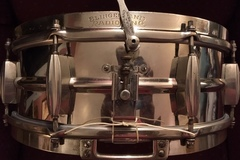 Not So Modern Drummer Article : A Rare Slingerland Radio King 5x14 Brass Shell Snare Drum