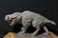 Class Online Payment: Fantasy Character Sculpture Series (20 hours)