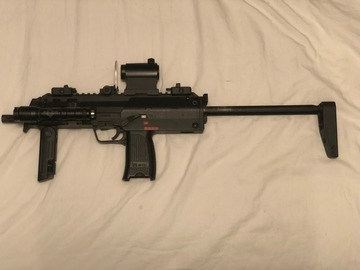 Selling: h&k mp7 gas blow back