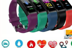 Buy Now: Waterproof Fitness Activity tracker
