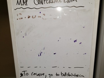 Selling Products: Dry Erase Whiteboard (Small)