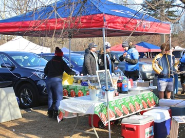 Paid Events: Patriots vs. Bills! Tailgate with the GOAT :)