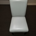 Selling Products: Square Chair (White)