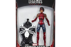 "Buy Now: Marvel Spider-Man 6"" Legends Series Web-Slinging Heroines: Spider"