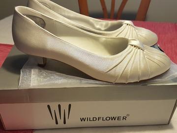 Ilmoitus: Wildflower-hääkengät