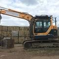 Weekly Equipment Rental: HYUNDAI 145LCR-9A