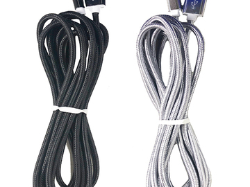 Liquidation Lot:  Type C Charging Cable 10 Ft