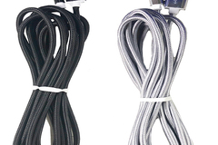 Buy Now: Braided 10 ft Cable generic for iphone/samsung/type-c