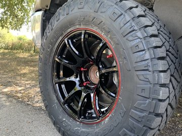 Selling: RAYS 57Trans-X Rev Limit 18x9 +0 5x150 - TUNDRA FITMENT