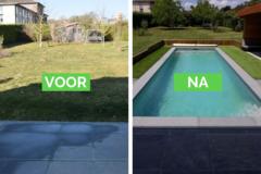 Click foto voor info: Zwembad 9x3m + Poolhouse & technische ruimte [+VIDEO]