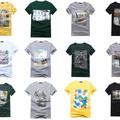 Liquidation Lot: 100,000 pcs Assorted Fashion Men Printing T-shirt MSRP $2,100,000