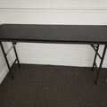Selling Products: Metal End Table (Black)