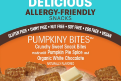 Online Listing: Safely Delicious® Pumpkiny Bites® - 1 oz (12 units included)