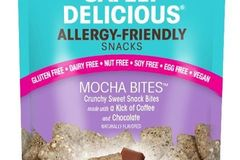 Online Listing: Safely Delicious® Mocha Bites® - 3 oz (12 units included)