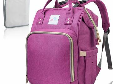 Buy Now: (450) Baby Diaper Backpacks - Total MSRP $30,595