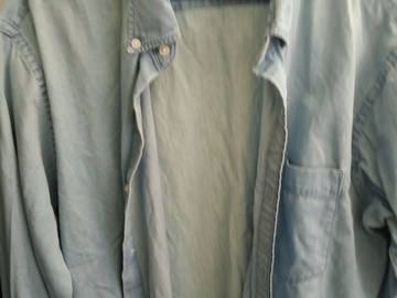 Selling without online payment: Uniqlo Shirt Denim