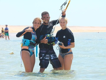 Course: Kitesurfing beginer course