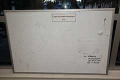 Selling Products: Dry Erase Whiteboard (Large)