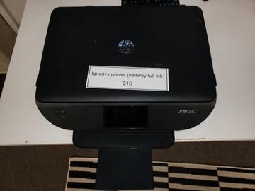 Produkte Verkaufen: HP Envy Printer