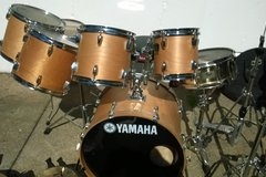 Selling with online payment: Yamaha Drum Kit with Cymbals and Pedals