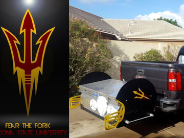 Paid Events: Sun Devil Nation - USC VS Arizona State