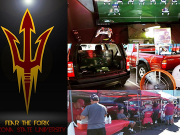 Paid Events: Sun Devil Nation - Colorado VS Arizona State