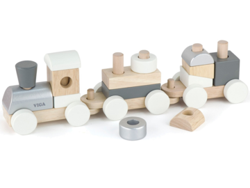 Products: Scandinavian Wooden Train / SPECIAL PRICE for SOI MEMBERS