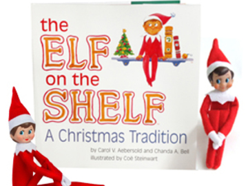 Products: Elf on the Shelf + The Christmas Tradition Book