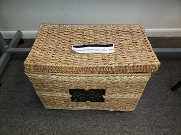 Selling Products: Crate