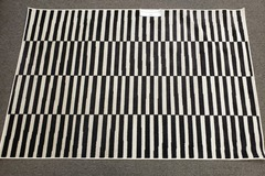 Selling Products: Area Rug (Black and White) (4ft x 6ft)