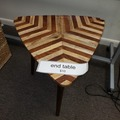 Selling Products: Triangular End Table
