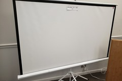 Produkte Verkaufen: Portable Projection Screen