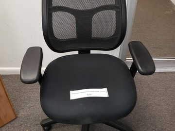 Produkte Verkaufen: Office Chair (Black)