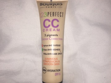 Venta: CC CREAM 123 PERFECT BOURJOIS PARIS