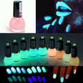 Buy Now: 300pcs Color Luminous Neon Glow Dark Varnish Nail Polish Manicure