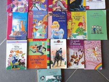 Vente: Lot de livres pour le primaire
