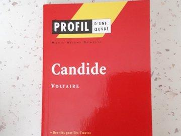 Vente: Candide de Voltaire Profil dune oeuvre
