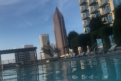 Weekly Rentals (Owner approval required): Atlanta GA, Secure Downtown Parking, Steps From All Attractions.