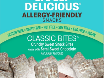 Online Listing: Safely Delicious® Classic Bites® - 1 oz (12 units included)