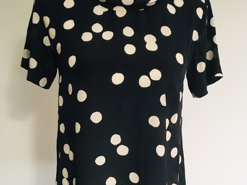 Selling: Babette Silk Top, tag still attached XS