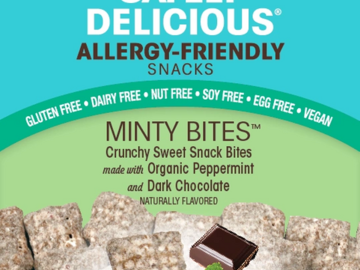 Online Listing: Safely Delicious® Minty Bites® - 1 oz (12 units included)