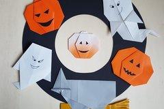 Workshop Angebot (Termine): Origami / Halloween