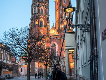 Offering with online payment: Famous Islands of Wroclaw