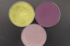 Venta: MAC - pack Shale, Fig 1 y Lucky Green