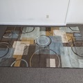 Produkte Verkaufen: Area Rug (Circles and Squares)