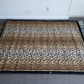 Selling Products: Area Rug (Leopard Pattern)