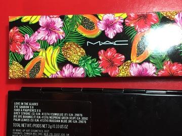 Venta: Paleta Mac coleccion