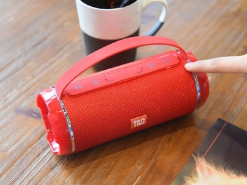 Buy Now: PORTABLE Wireless Speaker