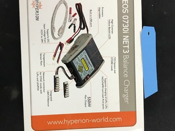 Selling: Hyperion. EOS 0730I Charger